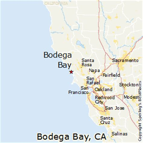 california map bodega bay best places to live in bodega bay california