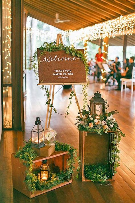 Decorations Wedding by Best 25 Wedding Decor Ideas On Wedding