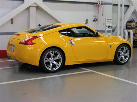 nissan yellow nissan 370z yellow reviews prices ratings with various