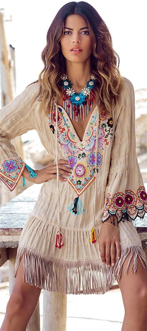 bohemian style at 60 60 of the most popular spring boho outfit ideas on