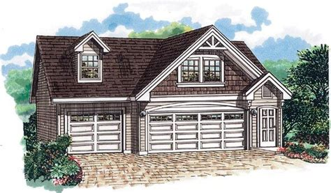 cape cod garage plan 55547