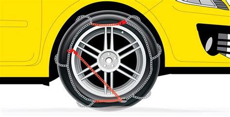 cadenas coche obligatorio c 243 mo colocar las cadenas del coche f 225 cil y r 225 pidamente