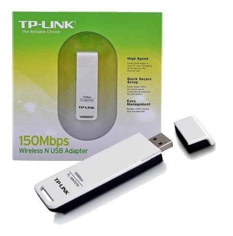 Usb Wifi Tp Link Wn727n adaptador antena wifi usb tl wn727n tp link 150mbps pc
