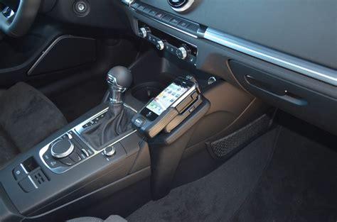 Audi Iphone Halterung by Audi A3 8v Ab Baujahr 08 2012 Kuda Kfz Halterung Konsole