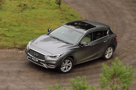who makes the infiniti car news infiniti qx30 makes aussie landfall