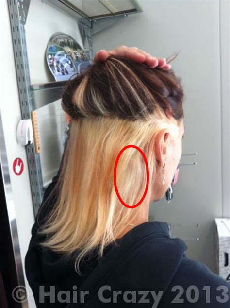 splat bleach results this is the result after bleaching forums haircrazy com