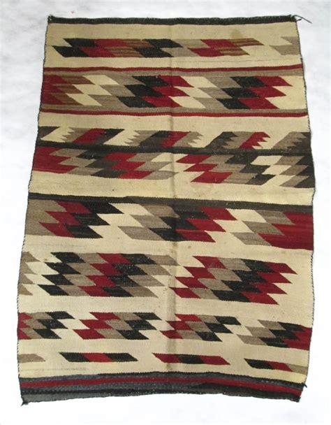 Southwest Native American Blankets   southwest native american navajo stripe blanket