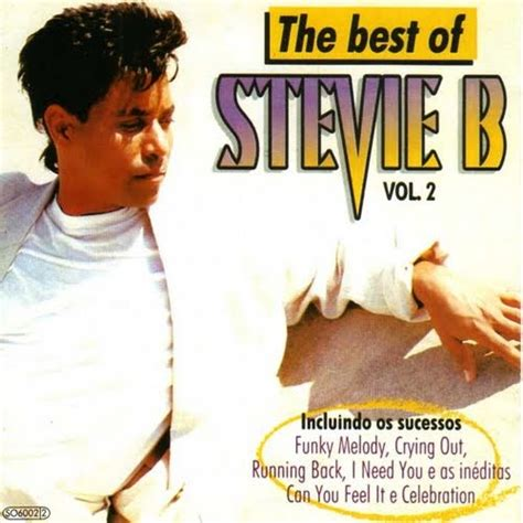 Cd Sugiarto 14 Best Of The Best Vol2 freestyle stevie b the best of vol 2 cd comp