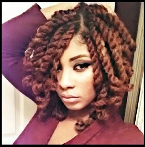 havana twist with nappy annie great protective style natural hair pinterest