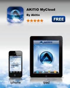 my cloud mobile app mobile app for mycloud akitio