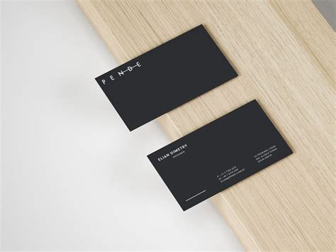 Slim Business Card Template by Slim Business Cards Images Business Card Template