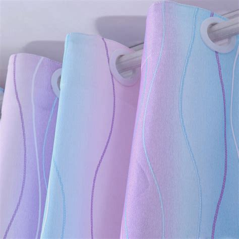 purple and blue curtains discount purple baby blue lines cool curtains