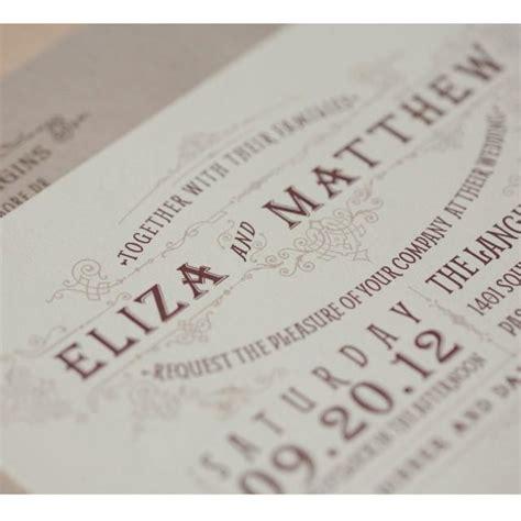 Handmade Rustic Wedding Invitations - wedding invitations handmade rustic wedding fall wedding