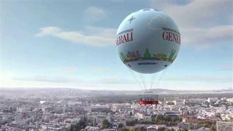 le generali bienvenue 224 bord du ballon de generali