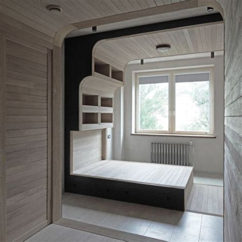 best bedroom tube oak tube apartment in moscow