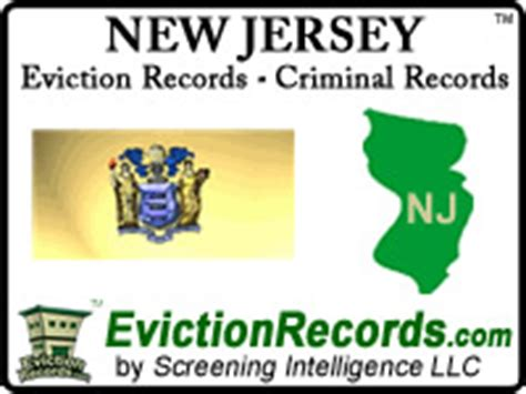 New Jersey Records Search New Jersey Criminal Records And Nj Tenant Eviction Search