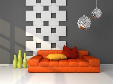 Kreative Wandgestaltung Streifen by Bildquelle 169 3dstock