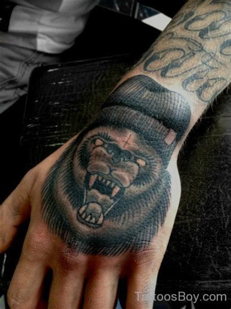 wolf hand tattoo wolf tattoos designs pictures page 3
