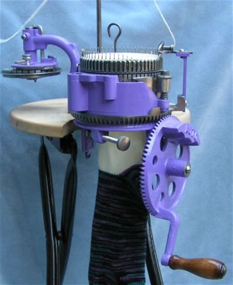 sock knitting machine powder coated sock knitting machines