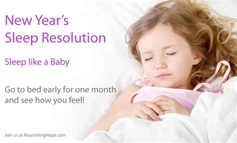 new year sleep late new year s sleep resolution sleep like a baby