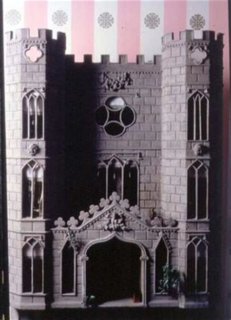 gothic dolls house furniture gothic castle doll s house copy of the as art print or