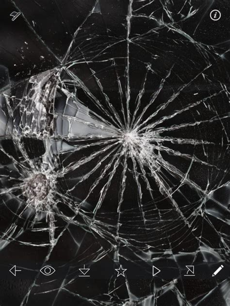 broken screen wallpapers hd cracked screen prank