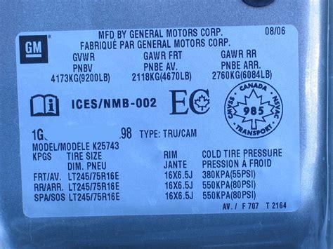 1999 toyota corolla tire pressure tires tyre pressure for toyota yaris motor vehicle