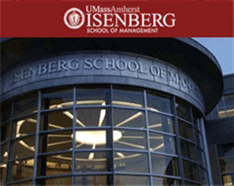 Isenberg Mba Deadlines by Undergraduate Advising Umass Amherst Isenberg School Of