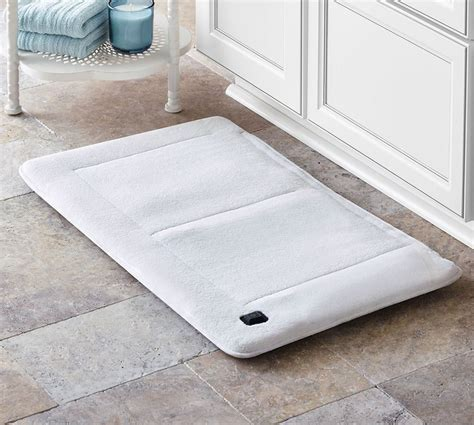 Heated Bath Mat Cordless Heated Bath Mat The Green