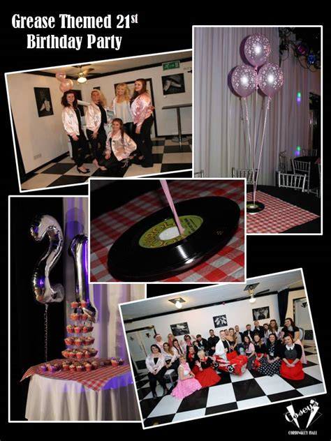 Themed Events   Casey's Cordingley Hall, Telford. Event
