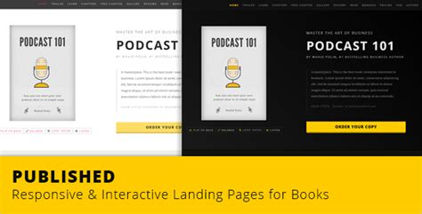 ebook landing page template e book landing page templates free premium template
