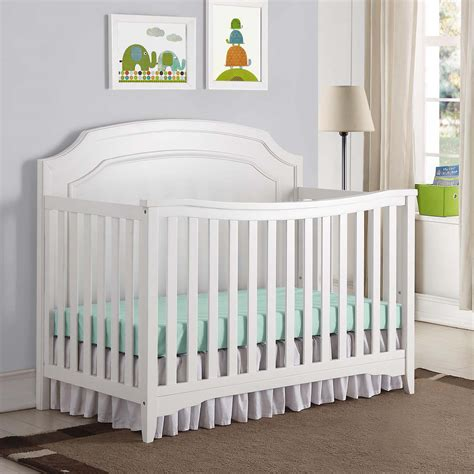 kmart baby beds dorel home furnishings lakeley white 4 in 1 convertible