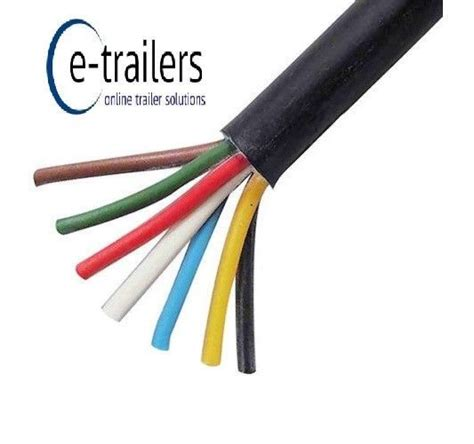 comfortable trailer electrical cable photos electrical