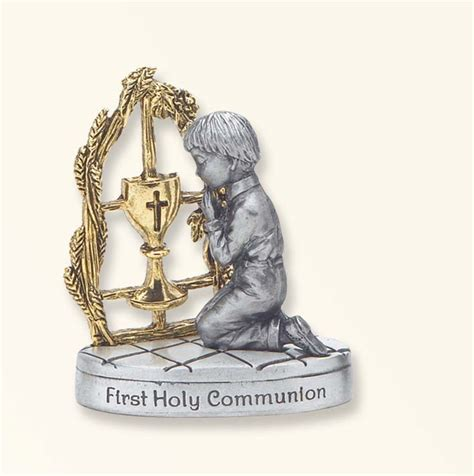 holy communion gifts for boys communion gifts 1 holy communion boy figurine