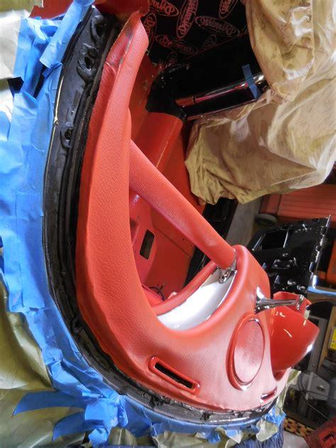1958 corvette restoration 1958 chevrolet corvette restoration gm sports