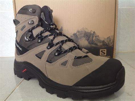 Sepatu Trecking 5 jual sepatu hiking s salomon discovery gtx allina5tore