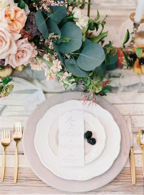 Wedding Table Settings by Table Setting Ideas For Any Occasion