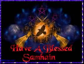 have a blessed samhain english festival halloween