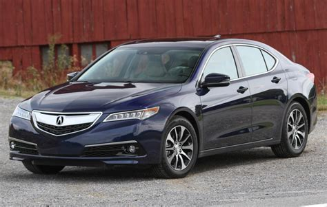 page 3 2015 acura tlx review tech refinement puts the