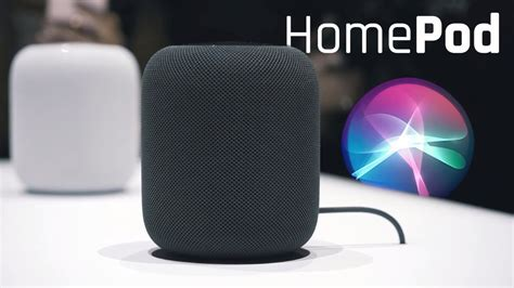 apple homepod apple s new homepod speaker to compete with amazon echo