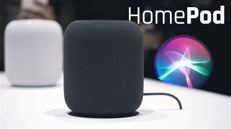 apples  homepod speaker  compete  amazon echo