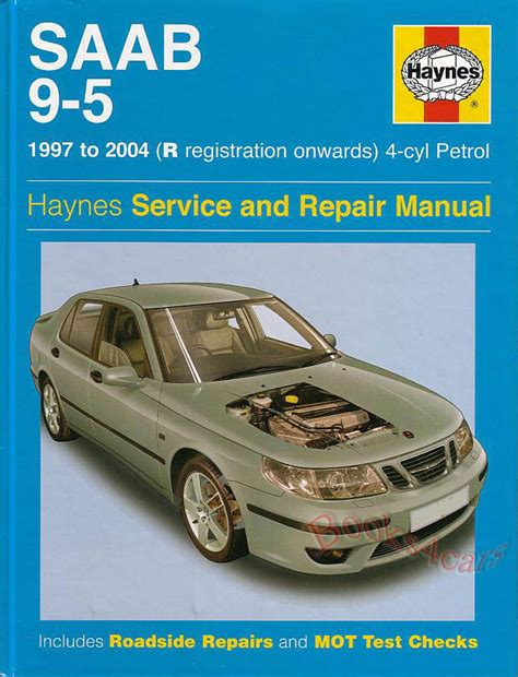 shop manual saab 9 5 service repair book haynes workshop