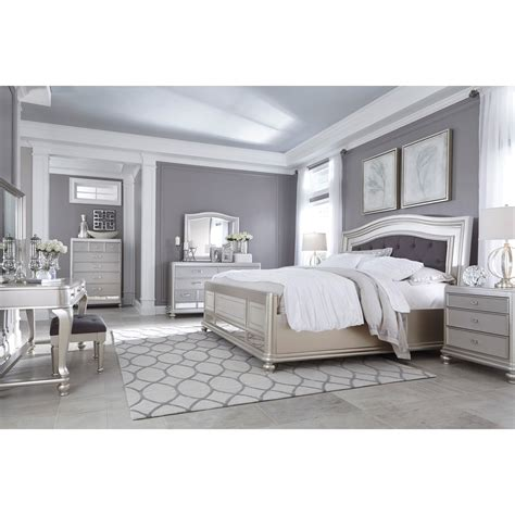 signature design  ashley coralayne king bedroom group