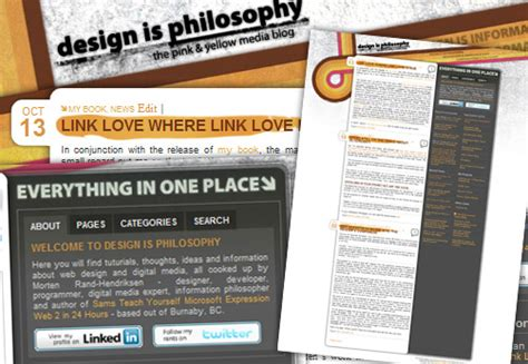 design is philosophy introducing design is philosophy a new wordpress theme