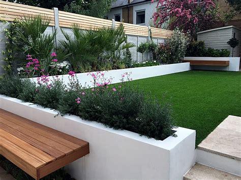 modern patio design modern garden design fulham chelsea clapham grass