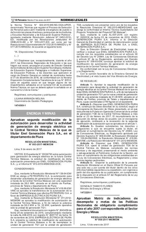 norma tcnica normas que regulan el proceso rvm 006 2017 minedu modifican normas que regulan el