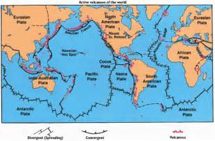 fault lines map maps world map fault lines