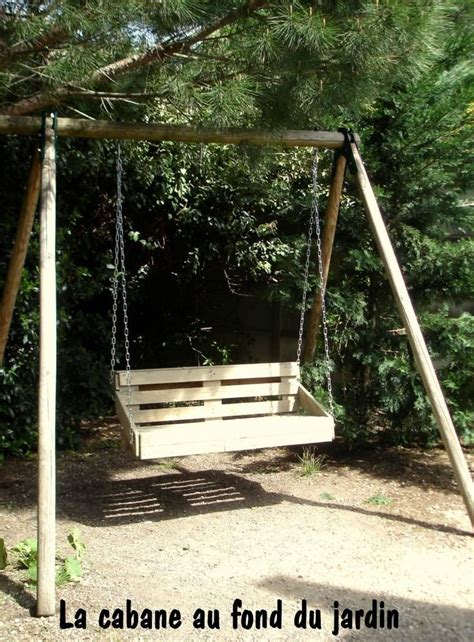 symple swing best 25 balancelle en bois ideas on pinterest