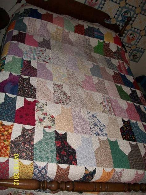 Cat Quilt Quilts Cat Quilt Picmia