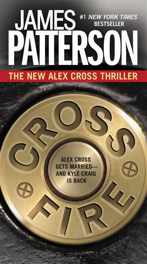 cross fire alex cross james patterson cross fire